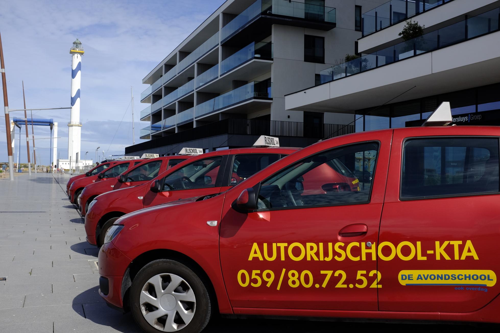 Autorijschool KTA-Oostende